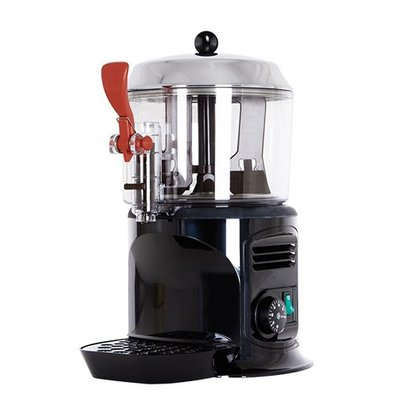 XXLselect Hot Chocolate Dispenser - mit Ablasshahn + Tropfschale - 3 Litre