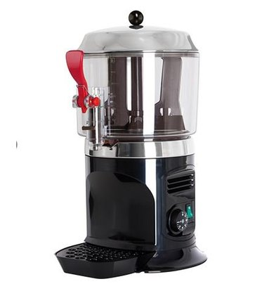XXLselect Hot Chocolate Dispenser -mit Ablasshahn + Drip - 5 Liter