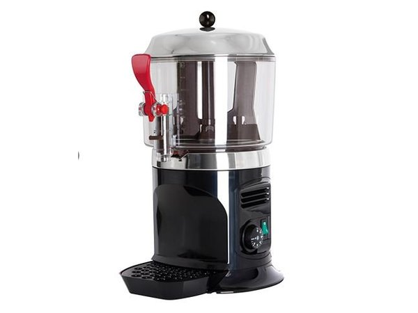 XXLselect Hot Chocolate Dispenser -with drain tap + Drip - 5 liters