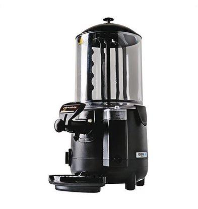 XXLselect Warme Chocolade Dispenser met Aftapkraan + Lekbakje - 10 Liter