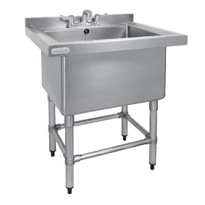 Vogue Basin | Extra Deep Sink 400 (H) X610 (b) x450 (d) | 900 (H) X770 (b) x600 (d) mm