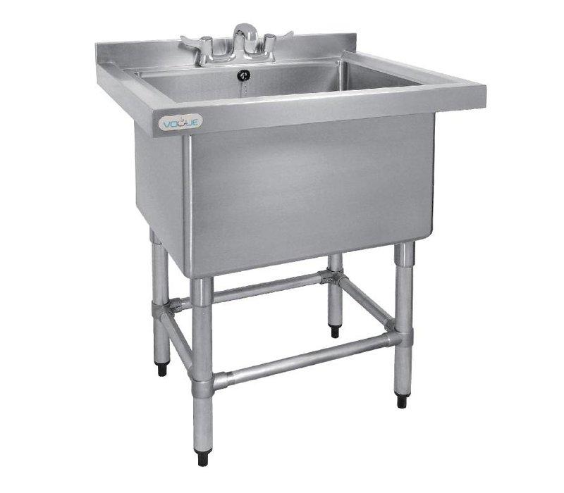 Vogue Basin | Extra Deep Sink 400 (H) X610 (b) X450 (d) | 900 (H) X770 ...