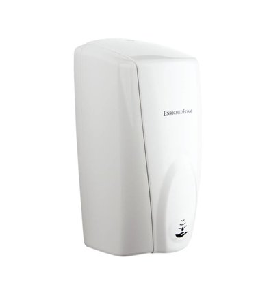 XXLselect Rubbermaid Automatic Foam Soap Dispenser - 142x142x (h) 284 - 1100ml