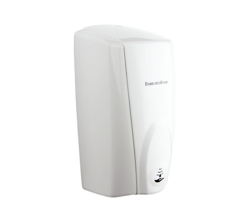 XXLselect Rubbermaid Automatic Foam Soap Dispenser - 142x142x (h) 284 - 1100ml