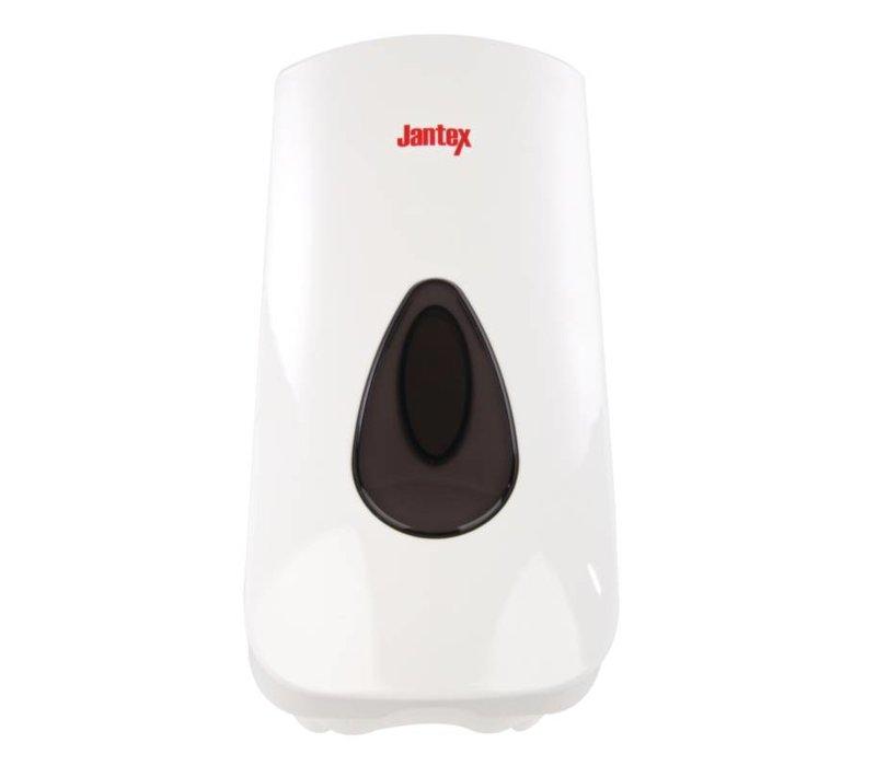 XXLselect Jantex Dispenser - 115x115x(h)250mm - 900ml