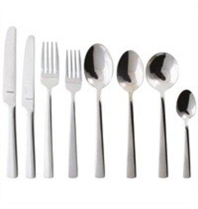 XXLselect Amefa Moderno pastry fork, 12 pcs