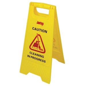 "XXLselect Waarschuwingsbord ""Cleaning"""