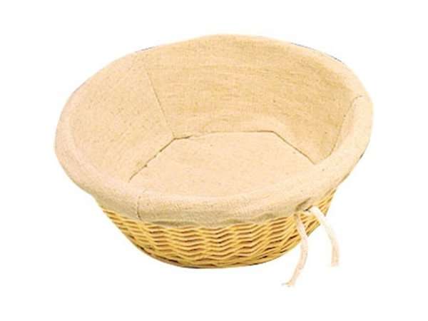 XXLselect Bread Basket with Cover - Ø250mm