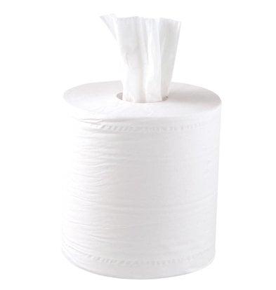 XXLselect Jantex white Centre Feed, 1-ply (Box 6)