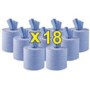 XXLselect Jantex blue Feed Centre, 2-layer (Box 18)