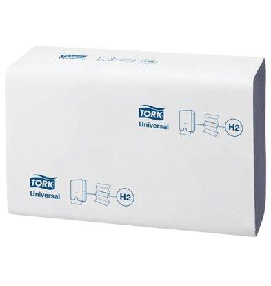XXLselect Lotus / Tork Navulling voor Marathon Dispenser - Prijs per 12 pakken - Blauw Papier Z