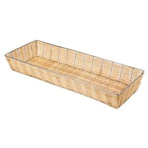 XXLselect Stackable Basket - 600x200x (h) 80 mm