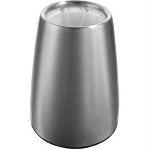 XXLselect Vacu-Vin Wijnkoeler RVS - met Strak Design - Uitneembaar Koelelement - Koelt in 5 Minuten - Ø15,5cm x 23(h)cm