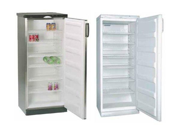 XXLselect Kühlschrank Deluxe White - 60x62x (h) 145cm