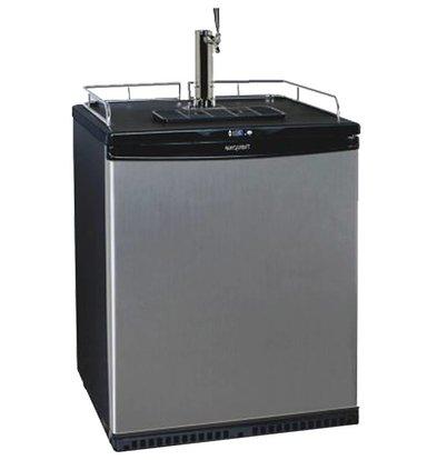 XXLselect Kegs cooler stainless steel 169L