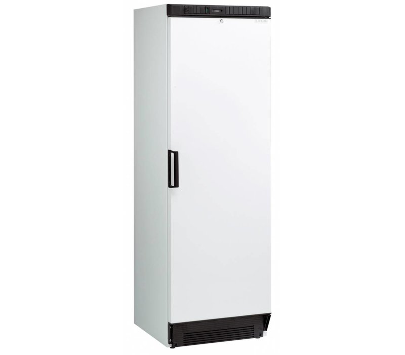 XXLselect Refrigerator Pro 345L White - Air Cooling - 59x60x (h) 184cm