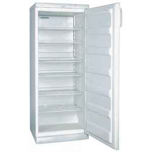 XXLselect Refrigerator Deluxe White - 60x62x (h) 145cm