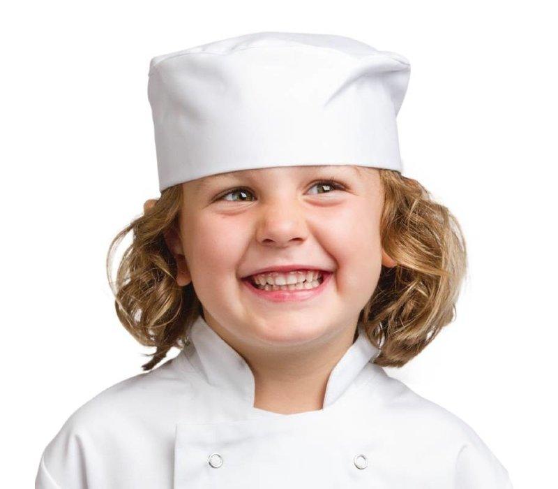 XXLselect Skull cap voor kinderen wit (5-7jr)