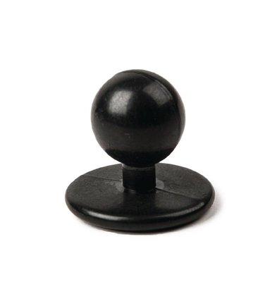 XXLselect Bolknopen Schwarz für Köche Tubes - Preis pro 12 Stück