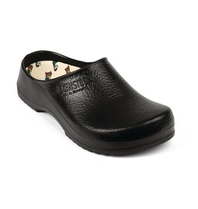 Birkenstock Birkenstock Birki Clogs - Black - Available in eleven sizes - Unisex