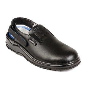 XXLselect Abeba Safety Clogs - black - Available in twelve sizes - Unisex