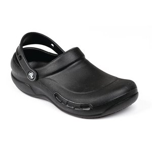 XXLselect Bistro Crocs - Black - Available in ten sizes - Unisex