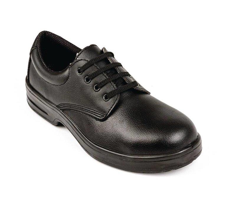 XXLselect Lites Lace Shoe - Black - Erhältlich in zwölf Größen - Unisex