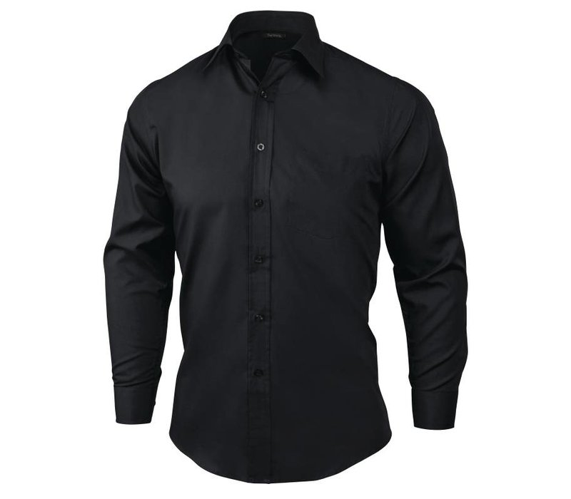 XXLselect Shirt - in sechs Größen - Schwarz - Unisex