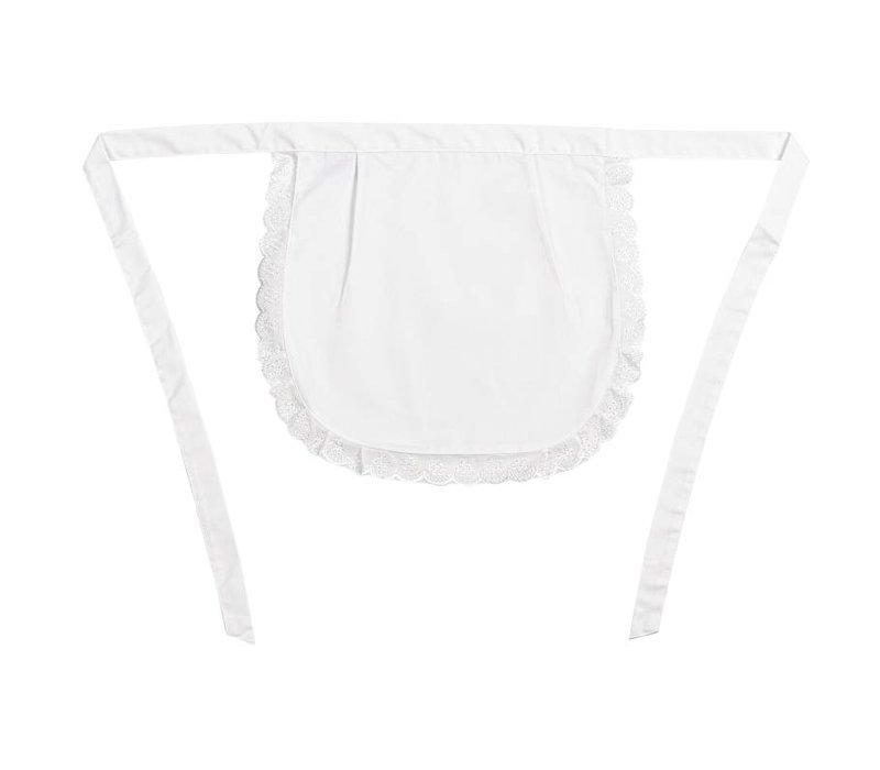 XXLselect Dienen Schürze ohne bag- White - Unisex