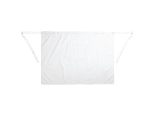 XXLselect Bistro Horeca Sloof / Kokssloof - Beschikbaar in twee maten, 100x70/100cm - Beschikbaar in twee kleuren - Unisex