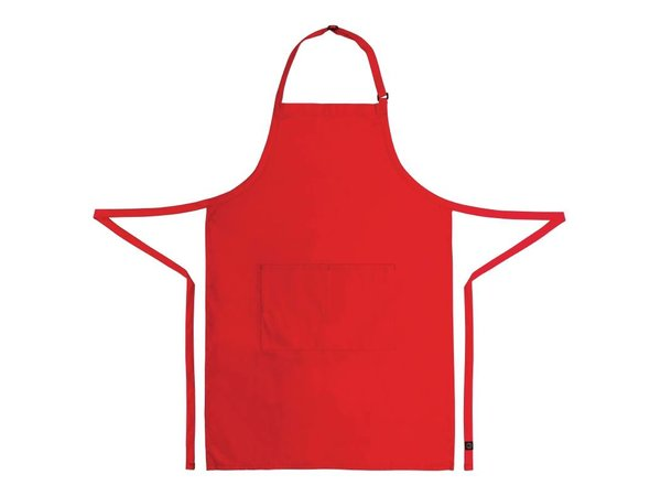 XXLselect Chef Works - Adjustable Halter Apron with Pockets - 85 x 60cm - Available in seven colors - Unisex