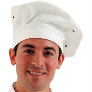 XXLselect Chef Works Koksmuts - Beschikbaar in twee kleuren - Universele maat - Unisex