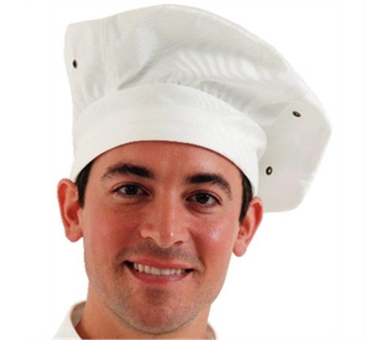 XXLselect Koch Kochmütze Works - Verfügbar in zwei Farben - Universalgröße - Unisex