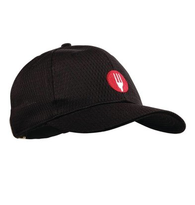 Chef Works Chef Works Coolvent Baseball Cap - Available in two colors - Universal size - Unisex