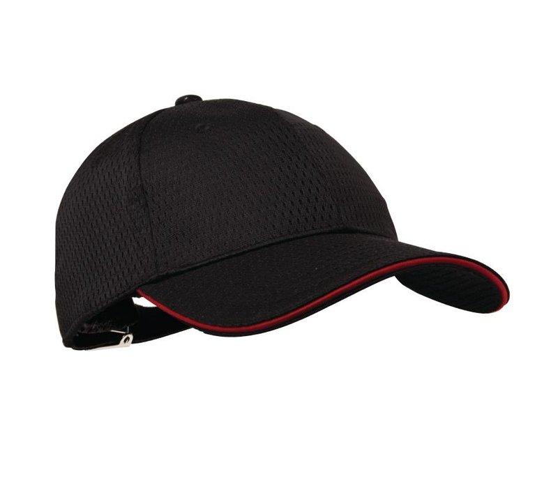 XXLselect Chef Works CoolVent Baseballmütze - erhältlich in sieben Farben - Universalgröße - Unisex