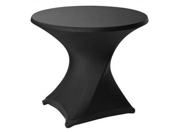Bolero Stretch Cover für Tischplatten von ø 85 cm und max. Höhe 115cm