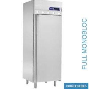 XXLselect Belüftet Kühlschrank GN 2/1 - 700 Liter - 75x80x (h) 204cm