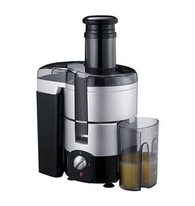 XXLselect Juicers Severin Deluxe - Silver / Black - 230V / 700W - 440x200x (H) 300mm