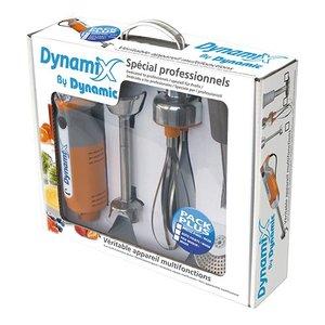 Dynamic Hand Blender Set With Dynamic Engine + Mash Bar + Guard and mixing bar   16cm mixing bar   220W