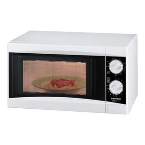 XXLselect Microwave - with grill - 17 liters - 700 W - Basic