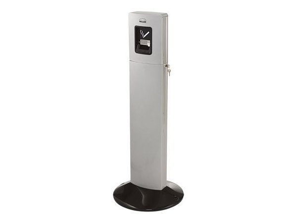 XXLselect Smoking Column BIG   Black   Easy to Legen   1800 Cigarettes   (H) 1090mm
