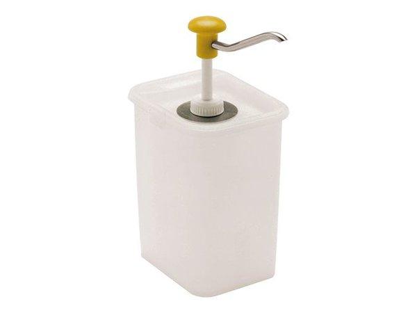 XXLselect Dispenser ABS - Kunststof - 3 Liter