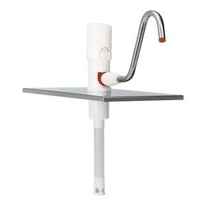 XXLselect Saus Dispenser ABS Los - Kunststof - RVS Deksel - 1/6 GN