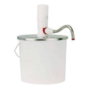 XXLselect Bucket Dispenser ABS - Plastik - 5 Liter - 22,5cm