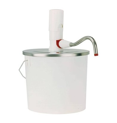 XXLselect Bucket Dispenser ABS - Plastik - 5 Liter - 22,5cm