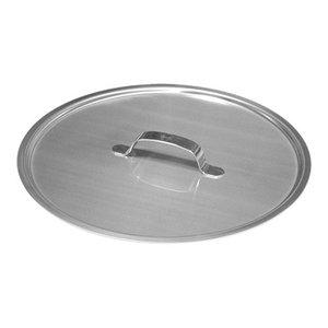 XXLselect Deckel für 15 Liter Behälter aus rostfreiem Stahl