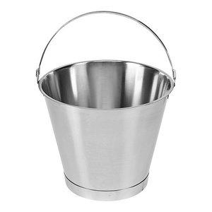 XXLselect Bucket RVS 15 Liter - Size Distribution