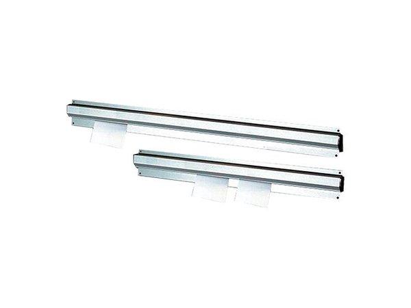XXLselect Bonnenhouder Aluminium - 455 mm