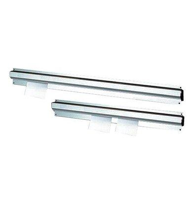 XXLselect Bonnenhouder Aluminium - 1220 mm