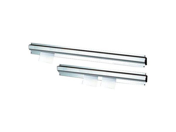 XXLselect Zertifikate Halter Aluminium 1220 mm